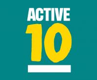 Active 10 Walking Tracker