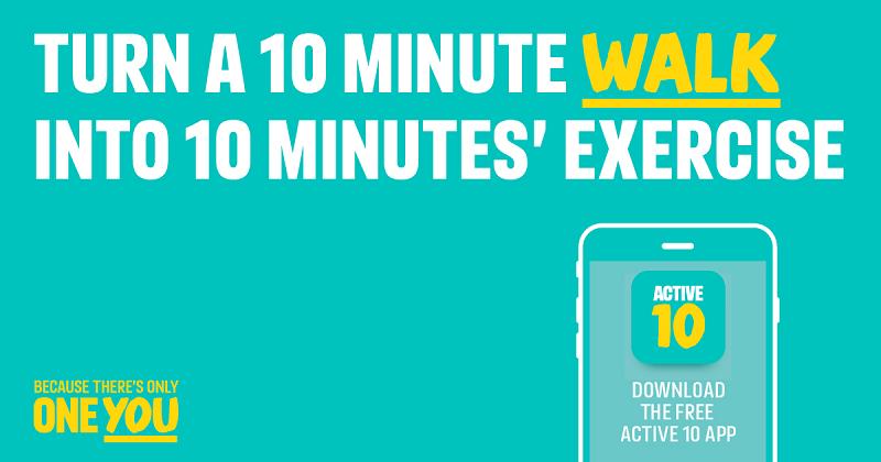 Active 10 campaign