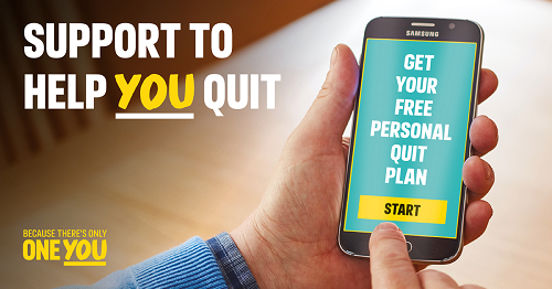 Personal quit plan tool