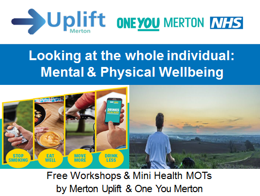 Joint working with Merton Uplift