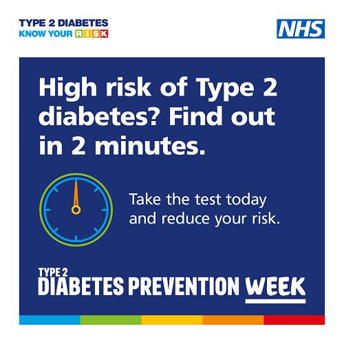 Diabetes risk score image
